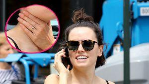 """Verdächtiger Ring: Ist """"Star Wars""""-Daisy Ridley verlobt?"""
