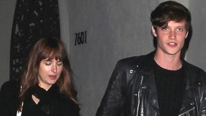 Dakota Johnson und Matthew Hitt