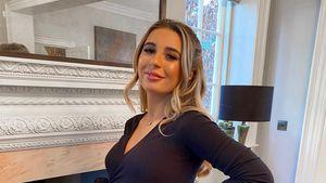 """""""Nicht mehr lange"""": Schwangere Dani Dyer packt Kliniktasche"""