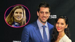 Offiziell: Olivia Munns Ex Aaron Rodgers datet Rennfahrerin