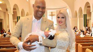 Glückliche Sophia Vegas: Erste Fotos von Amandas Taufe!