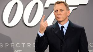 "Daniel Craig, ""James Bond""-Darsteller"