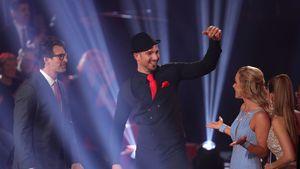 Let's Dance-Schock: Matthias Steiners Tanzpartnerin verletzt