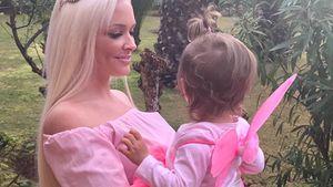 Daniela Katzenberger und Töchterchen Sophia Cordalis