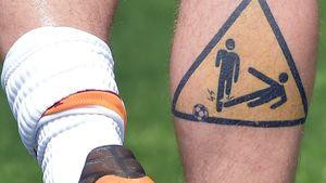 Trainiert & verziert: Die schönsten Kicker-Tattoos