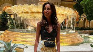 Beine ohne Ende: Danielle Jonas zeigt ihre Hammer-Figur