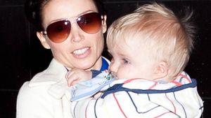Dannii Minogue trägt schwer an Wonneproppen Ethan