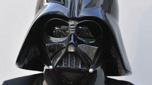 Original Darth-Vader Kostüm ist ein Ladenhüter