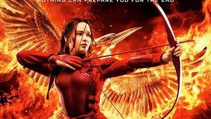 """Mockingjay""-Finale: Jennifer Lawrence in feuriger Action"