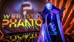 """""""Wer ist das Phantom?"""": Dieser Promi steckte unter der Maske"""