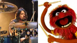 Foo Fighters: Dave Grohl ersetzt Muppet-Puppe
