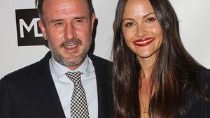 David Arquette und Christina McLarty in L.A.
