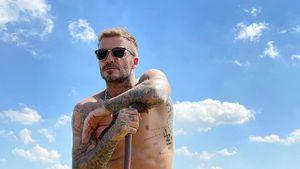 Kids auf Jetski: Polizei kommt auf David Beckhams Jacht