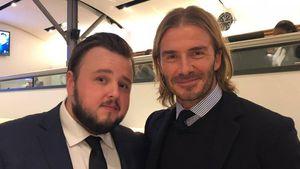 """Im """"Game of Thrones""""-Fieber: David Beckham wird zum Fanboy!"""