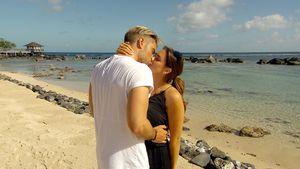 Johannes Haller und Jessica Paszka