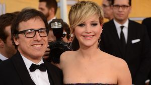 Jennifer Lawrence und David O. Russell