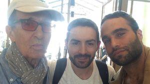 Dschungel-Abschied: Ex-Camper David Ortega im Selfie-Rausch