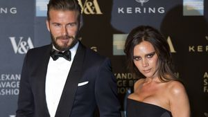 David und Victoria Beckham in London 2015
