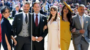 Bei Royal-Wedding: DAS waren eure Top drei Glamour-Paare!