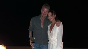 """Beste Mama"": So süß gratulierte David Beckham Victoria"