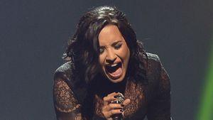 Demi Lovato bei einem Konzert in Florida 2016