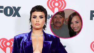 Schwieriges Verhältnis: So hart ist Vatertag für Demi Lovato