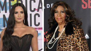 Mit letzter SMS: Demi Lovato trauert um Aretha Franklin