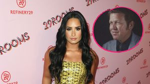 Tieftraurig: Demi Lovatos Opa Perry ist gestorben