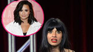 Jameela Jamil sauer: Lasst Demi Lovato endlich in Ruhe!
