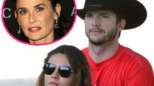 Demi Moore, Mila Kunis und Ashton Kutcher