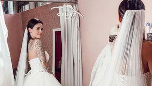 Guck mal, Henning: Das ist Denise Kappès im Hochzeitskleid