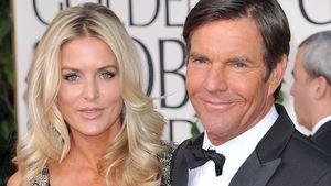 Dennis Quaids Frau zieht Scheidung zurück