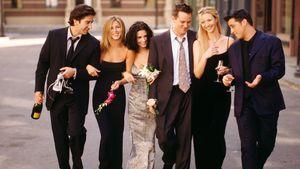 """Aufruhr bei """"Friends""""-Fans: Gibt's einen Film der Kultserie?"""
