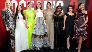 Batman-Premiere: Anne Hathaways Dekolleté funkelt