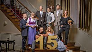 """In 15 Jahren gab es 53 Hochzeiten bei """"Sturm der Liebe""""!"""