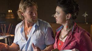 Henning Baum und Tatjana Clasing