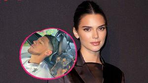 Seltener Anblick: Kendall Jenner zeigt ihren Freund Devin