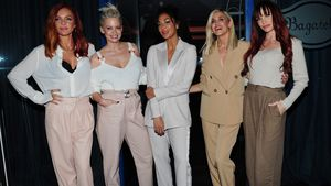 Stylishes Band-Meeting: Pussycat Dolls strahlen um die Wette