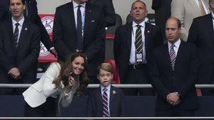 Spott nach EM: Bald weniger Auftritte von Prinz George?