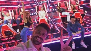 """The Voice""-Hammer: Sechs Coaches in Jubiläumsstaffel"