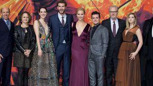 """Weltpremiere: So traurig ist der """"Hunger Games""""-Abschied!"""