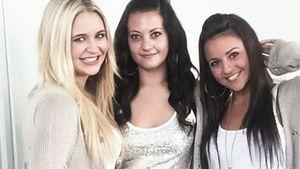 Yasemin Kocak, Vanessa Valera Rojas und Vanessa Krasniqi