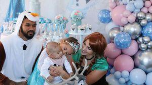"Zum Geburtstag: Mia Rose Harrison bekommt ""Frozen""-Party"