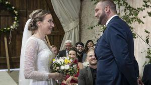 """Fans besorgt: """"Hochzeit auf ersten Blick""""-Melissa getrennt?"""