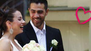 Traumhaft: Die schönsten Promi-Hochzeiten 2012