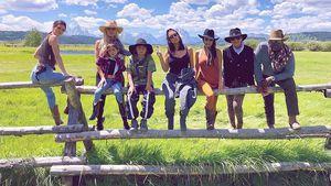 "Natur pur: Kardashians machen Familienbild ""ohne Filter"""