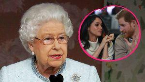 Von Queen abgesegnet: Harry & seine Meghan dürfen heiraten