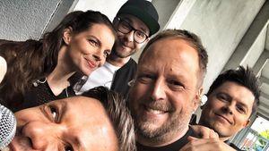 """""""The Voice""""-Vorfreude: Erstes Coach-Selfie mit Paddy Kelly!"""