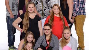 Die Wollnys, TV-Familie