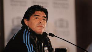 Wird Maradonas Leiche bald in einem Museum ausgestellt?
